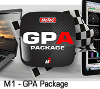 MOTEC GPA Package
