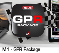 MOTEC GPR Package
