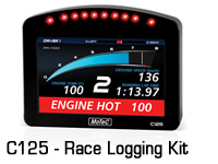 MOTEC C125 - Race Logging Kit